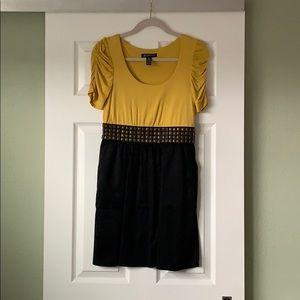 INC Short Sleeve Dress